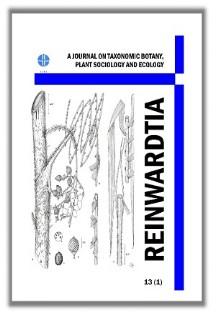 REINWARDTIA 13(1)-2009